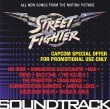Street Fighter Limited Edition All New Songs From The Motion Picture