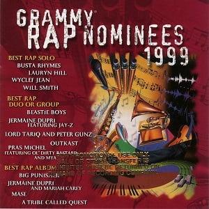 Grammy Rap Nominees Diverse Artiesten