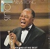 Louis Armstrong Live And At His Best