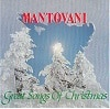 Mantovani Great Songs Of Christmas