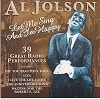 Al Jobson Let Me Sing And Im Happy  Great Radio Performances