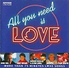 All You Need Is Love - Diverse Artiesten
