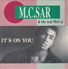 "M. C. Star & The Real McCoy - It's On You (5 Tracks 3"" Cd-Maxi-Single)"