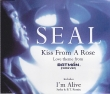 Seal - Kiss From A Rose (Batman Forever) (3 Tracks Cd-Maxi-Single)