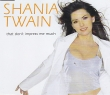Shania Twain - That Don't Impress Me Much (4 Tracks Cd-Maxi-Single)
