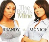 Brandy & Monica - The Boy Is Mine (4 Tracks Cd-Single)