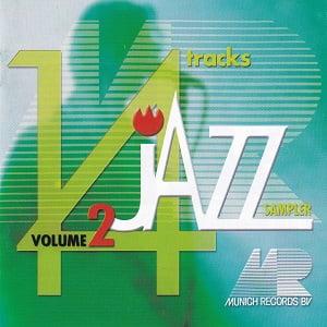 14 Tracks Jazz Sampler Volume 2 - Diverse Artiesten
