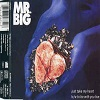 Mr. Big - Just Take My Heart (4 Tracks Cd-Maxi-Single)