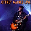 Jeffrey Gaines - Jeffrey Gaines Live (Dual Disc)